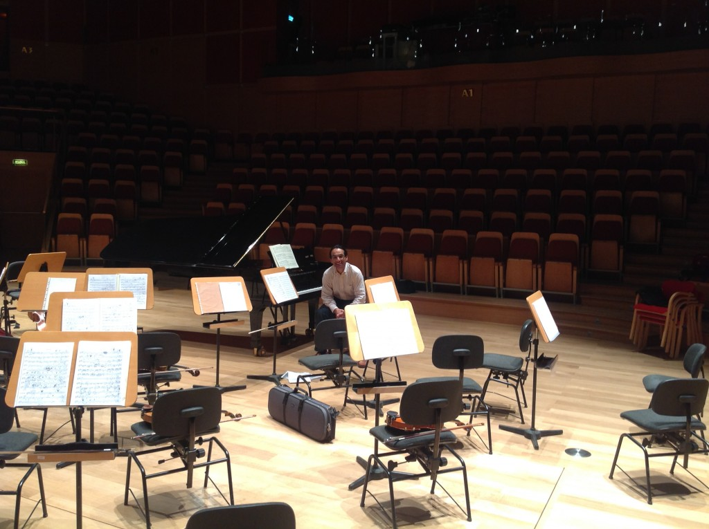 Alvaro Siviero Chopin Concerto n.1